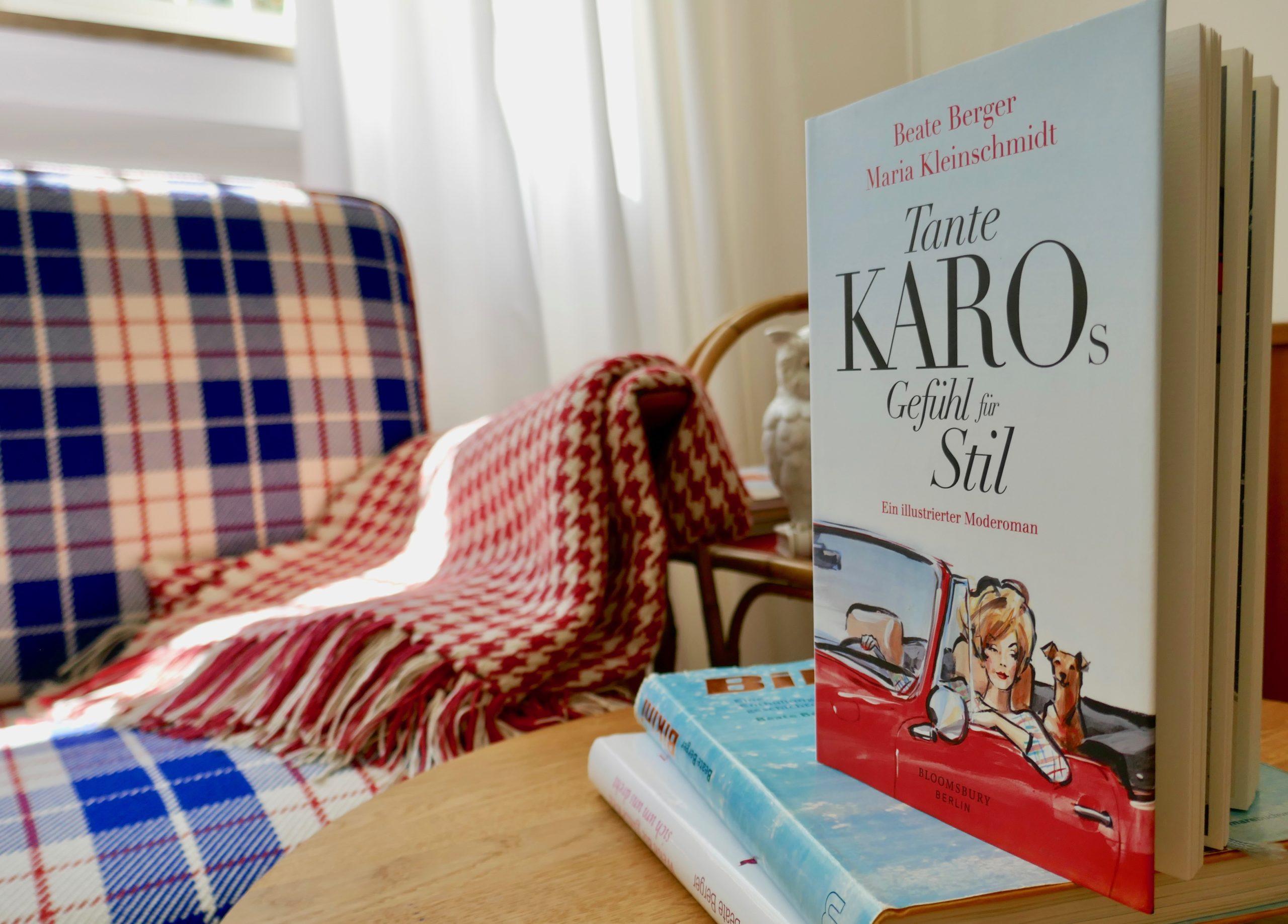 Titelseite Tante Karos Gefühl für Stil